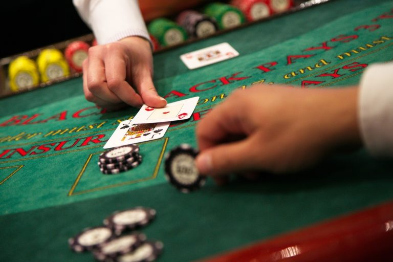 Blackjack: Best Casino game ever!